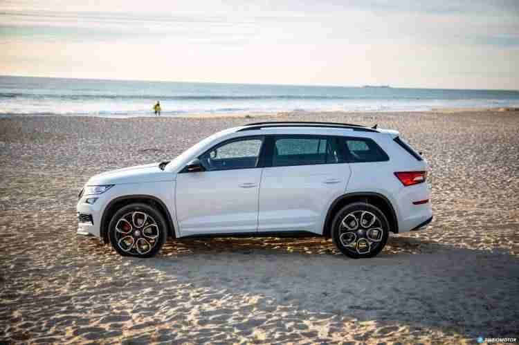 Skoda Kodiaq RS, a prueba: ¿puede ser deportivo un SUV diésel de siete plazas? 3