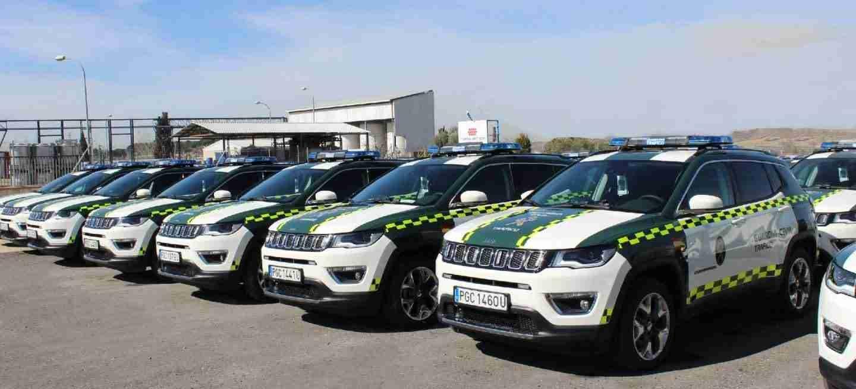 El Jeep Compass se convierte en el nuevo coche de la Guardia Civil 6