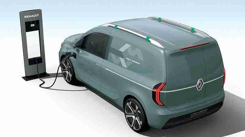 Renault Kangoo ZE Concept | Información general 2