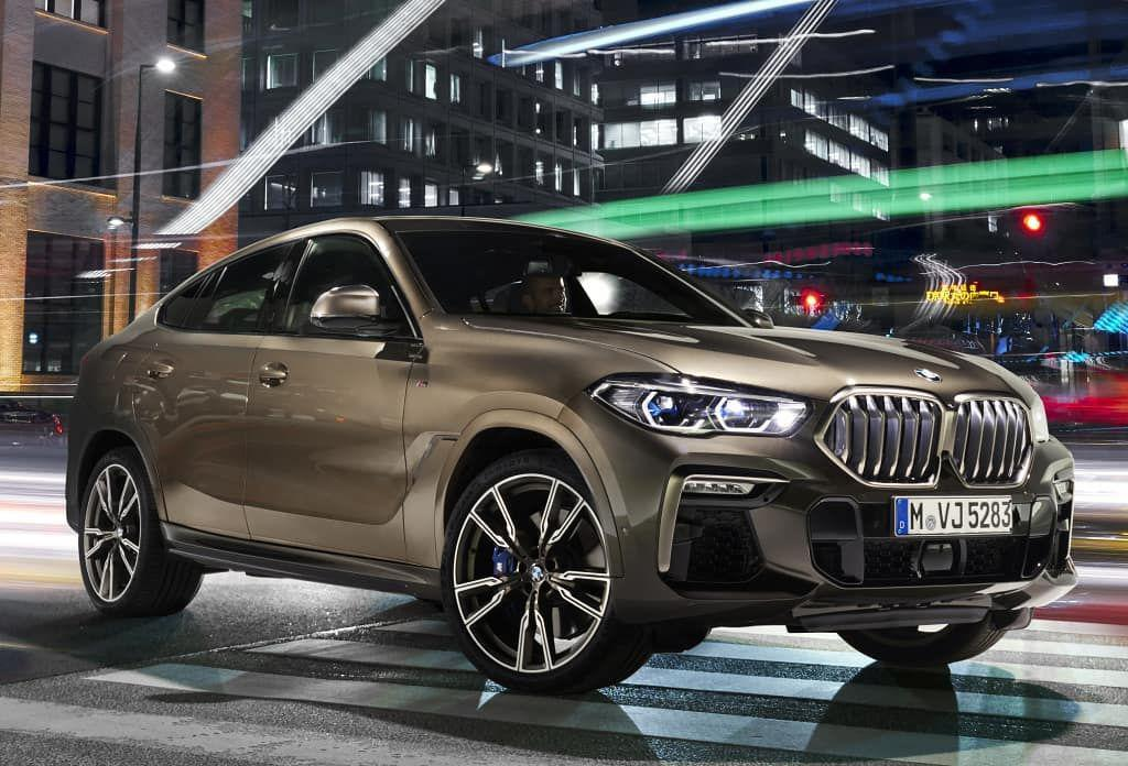 ¡Se filtra en la red el nuevo BMW X6! 10