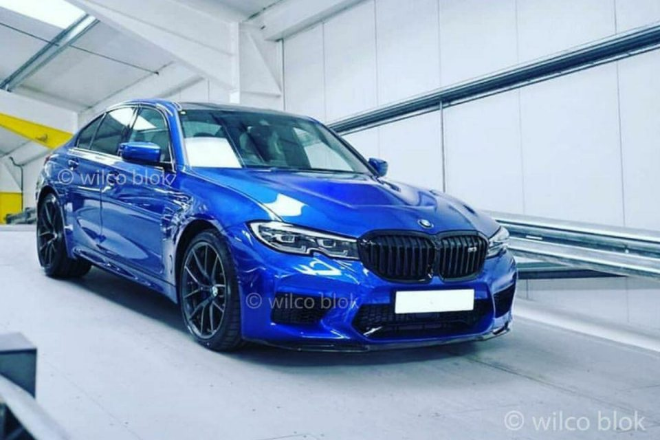 ¿Es este el nuevo BMW M3? 2