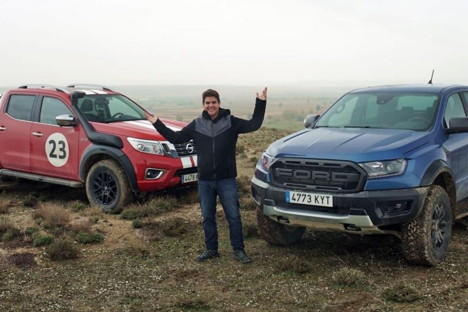 Comparativa 4x4: Ford Ranger Raptor Vs Nissan Navara AT32: en busca de la pick-up invencible [Vídeo] 4