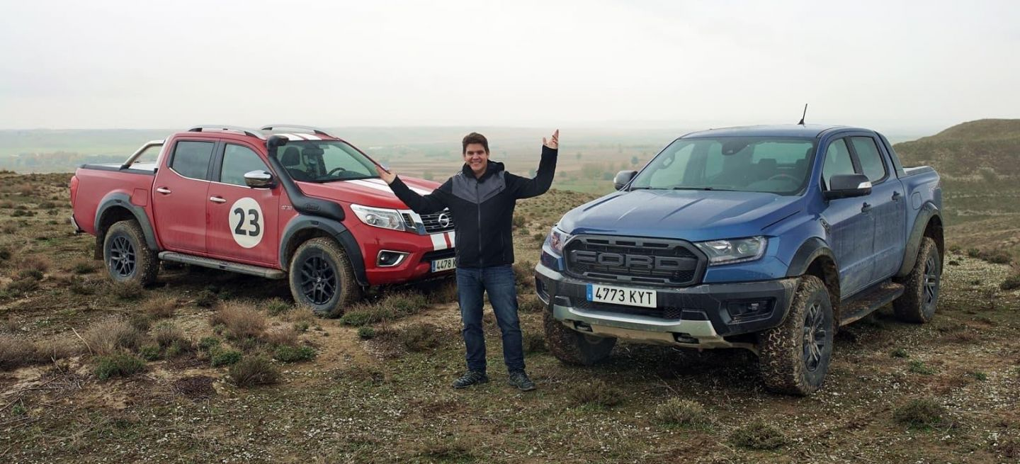 Comparativa 4x4: Ford Ranger Raptor Vs Nissan Navara AT32: en busca de la pick-up invencible [Vídeo] 2