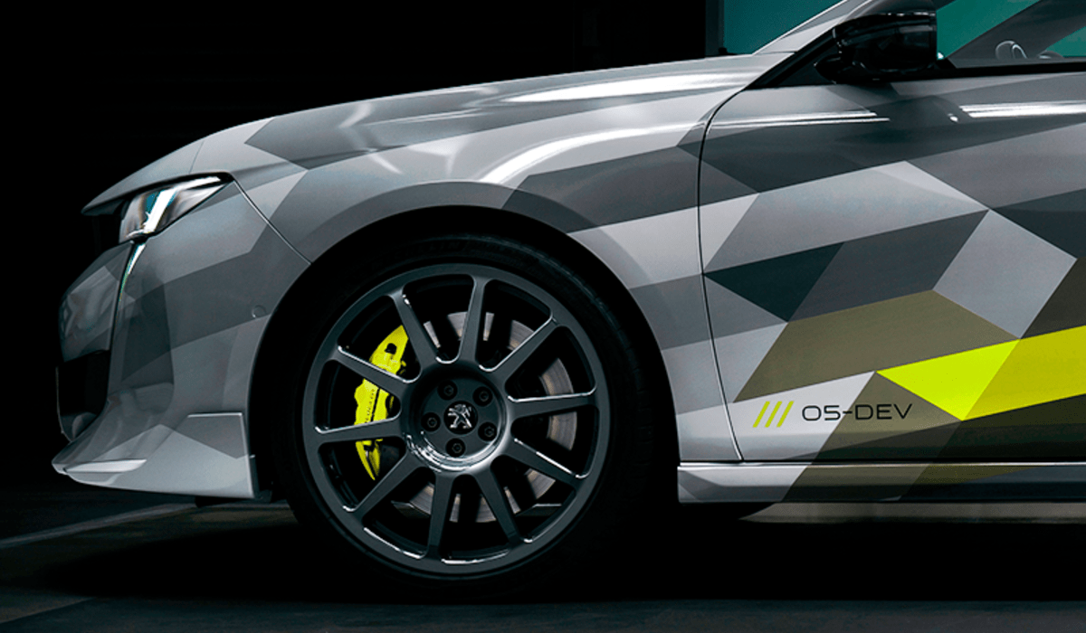¿Será el Peugeot 508 Sport Engineered un buen rival para el BMW M3? 8