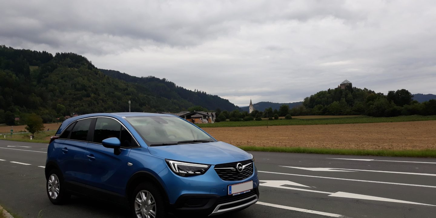 Prueba: Opel Crossland X 1.2 Turbo 130 Edition 1