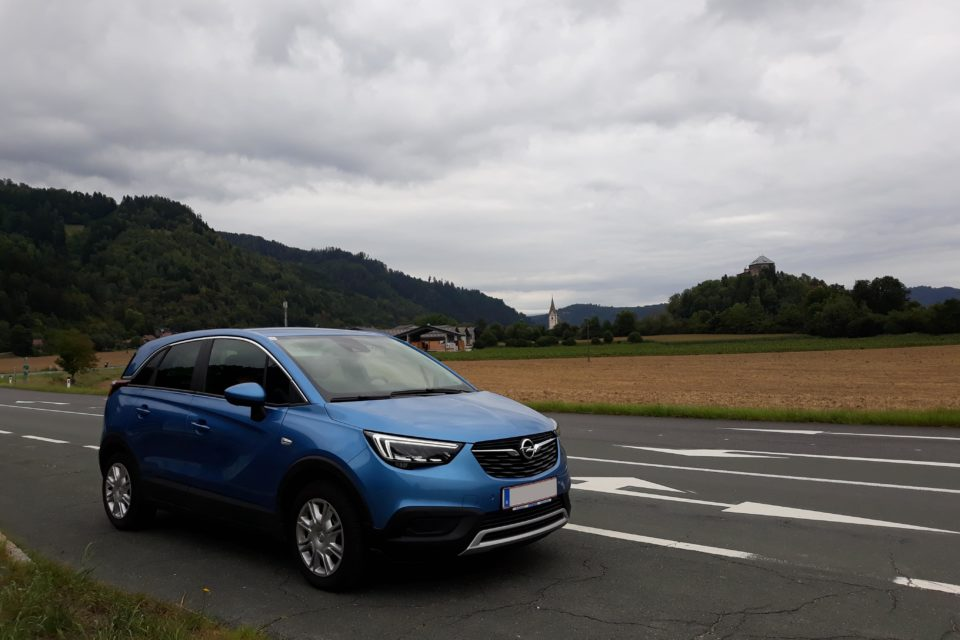 Prueba: Opel Crossland X 1.2 Turbo 130 Edition 5