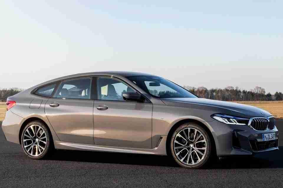 BMW le da un mejor aspecto al Serie 6 GT 10