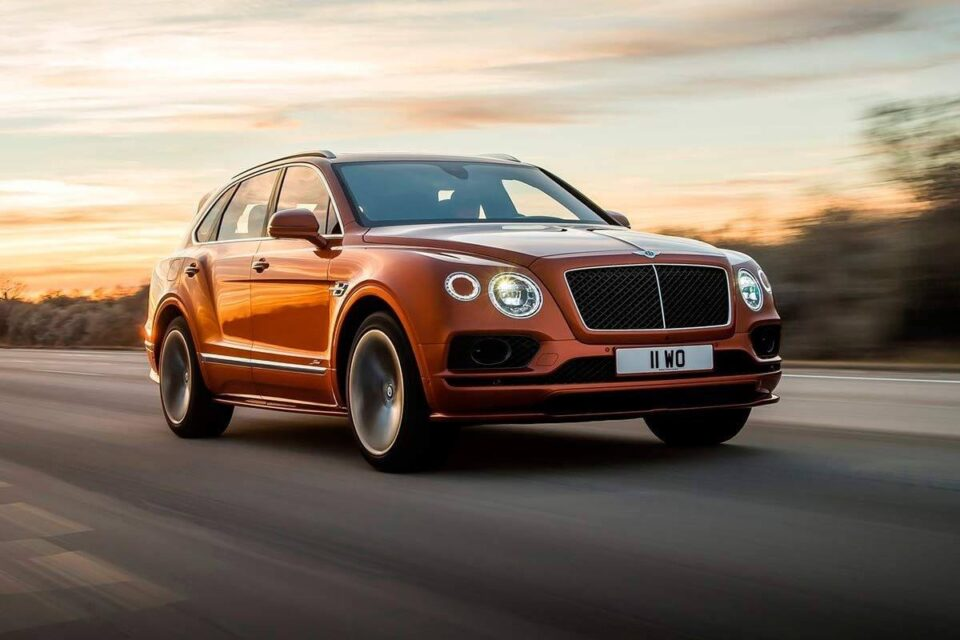 El Bentley Bentayga Speed abandona Europa por la baja demanda 2