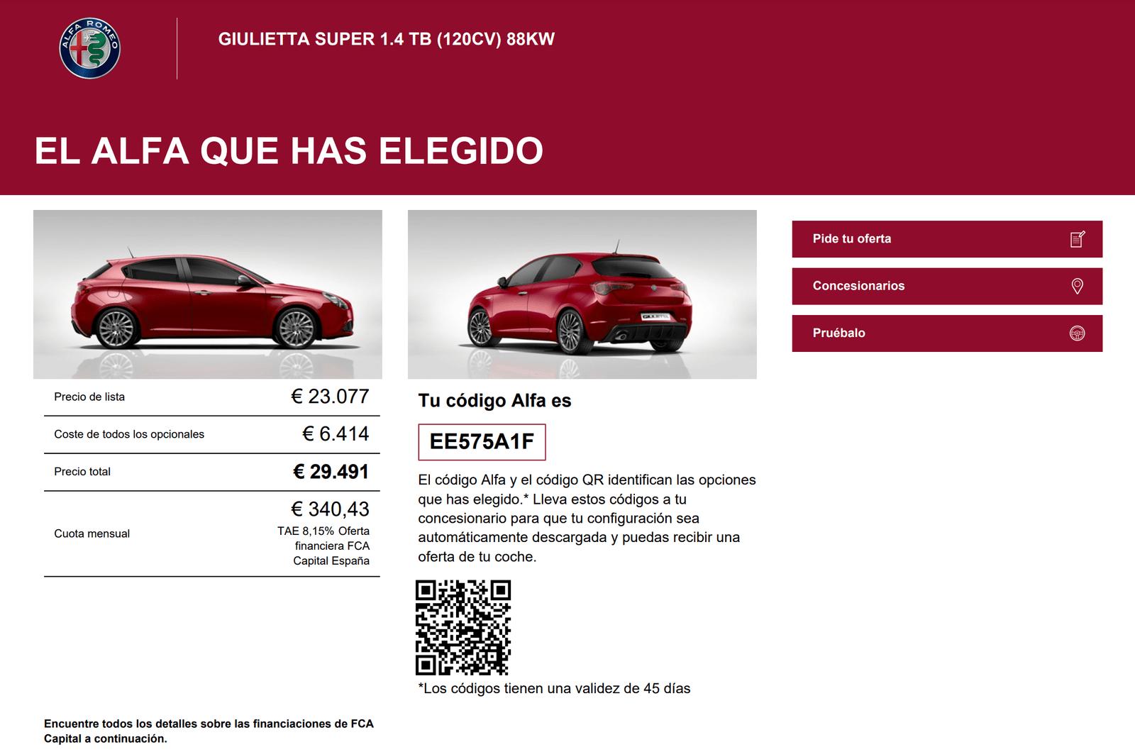 Aún puedes comprar un Alfa Romeo Giulietta y no te interesa 3
