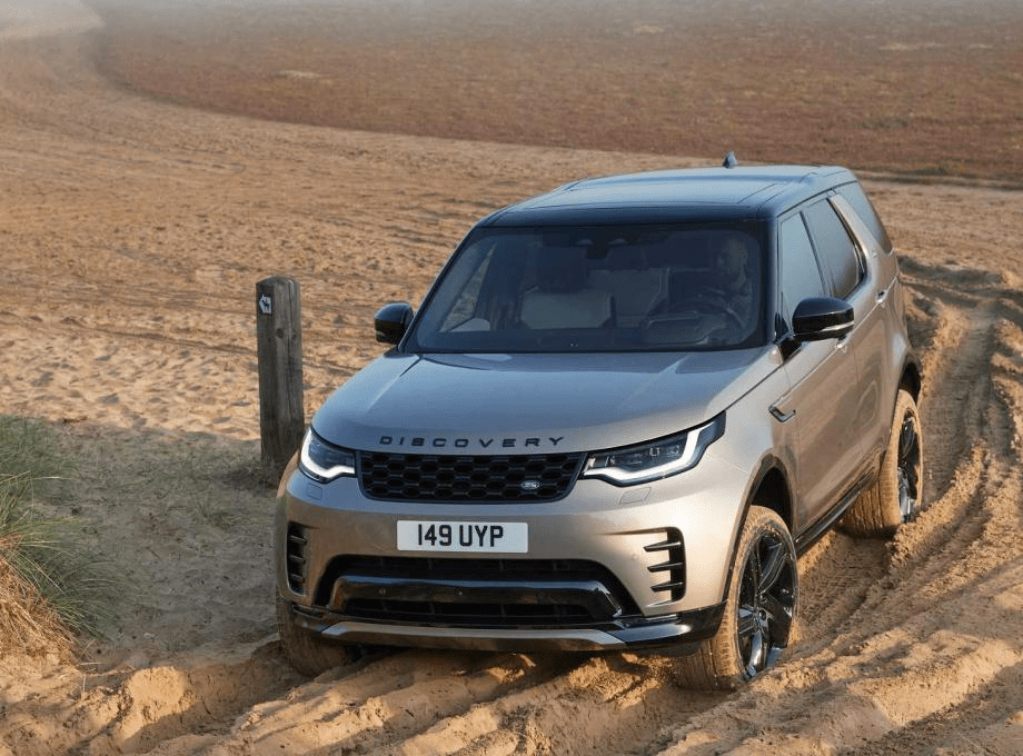 Facelift: Land Rover Discovery 5