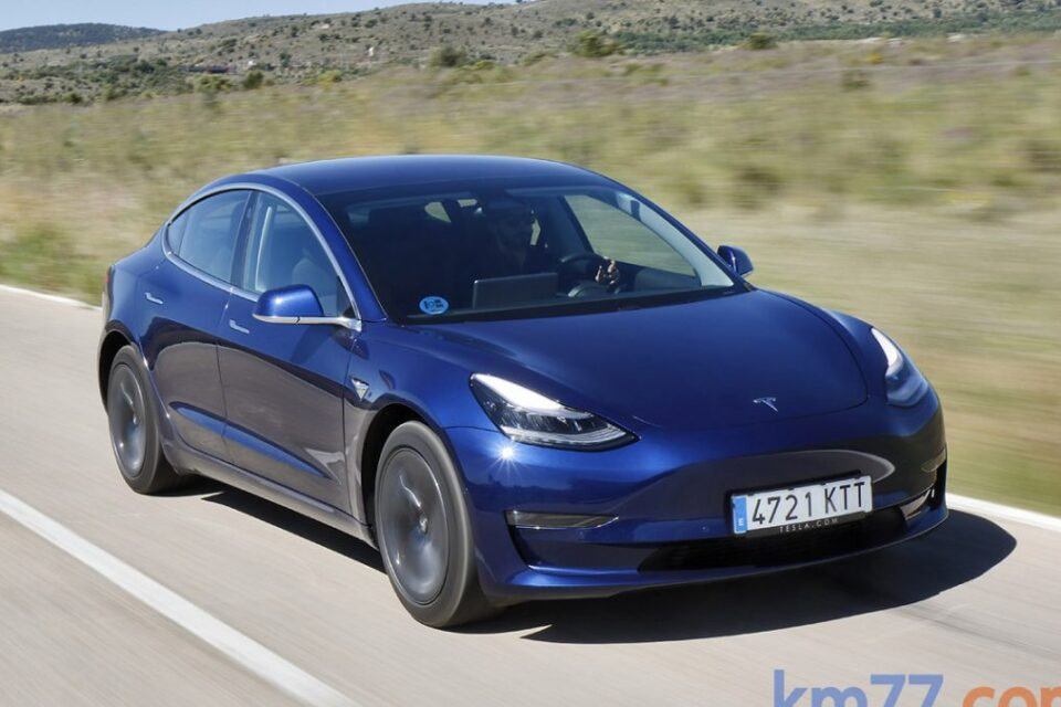Blog Tesla Model 3 | ¿El final de la prueba? 1