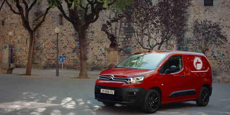 Ventas de furgonetas: España, diciembre de 2020 1