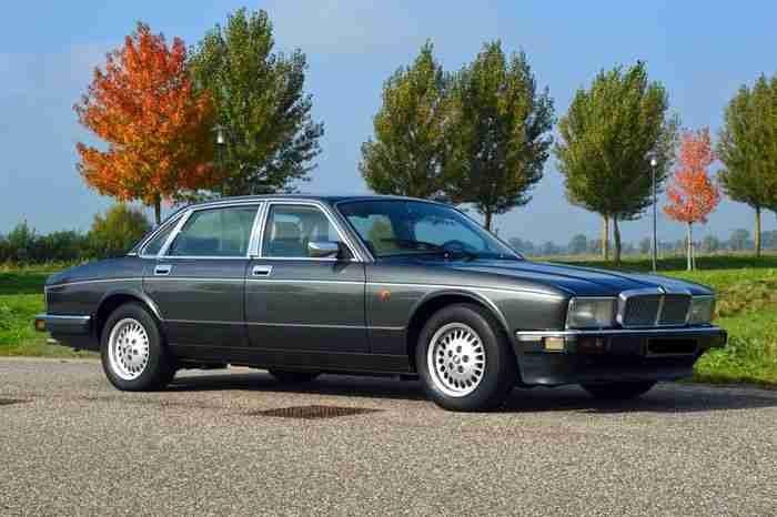 El Jaguar XJ que nunca será 2
